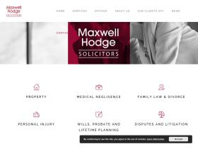 maxwellhodge.co.uk