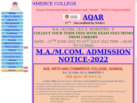 mbcollege.org.in