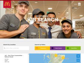 mcdcareers.co.uk