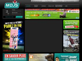 mdjsjeux betting on sports