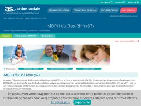 mdph-67.action-sociale.org