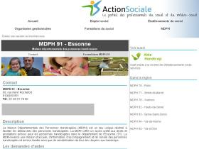 mdph-91.action-sociale.org