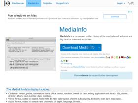mediainfo.sourceforge.net