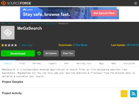 megasearch.sourceforge.net