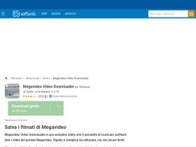 megavideo-video-downloader.softonic.it