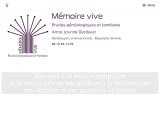 memoirevive-genealogie.fr