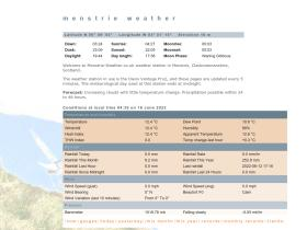 menstrie-weather.co.uk