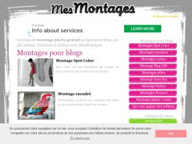 mesmontages.fr