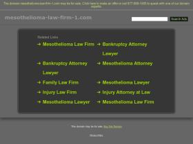 mesothelioma-law-firm-1.com