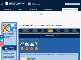 meteo-paris.com