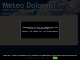 meteodolomiti.it