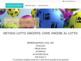 metodo-lotto-vincente.oneminutesite.it