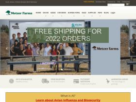 metzerfarms.com