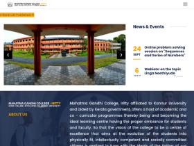 mgcollege.ac.in