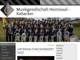 mgheimiswil-kaltacker.ch