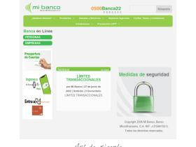 mibanco.com.ve