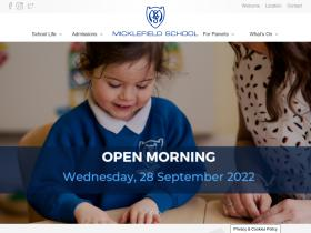 micklefieldschool.co.uk