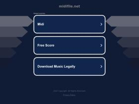 midifile.net