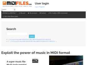 midifiles.com