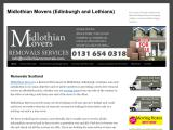 midlothianremovals.com