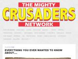 mightycrusaders.net
