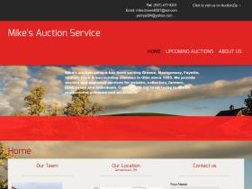 mikesauctionservice.com