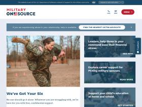 militaryonesource.com
