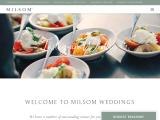 milsomweddings.com