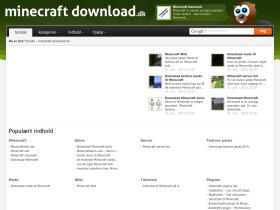 minecraft-download.dk