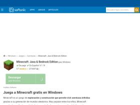 minecraft pocket edition free download for pc softonic