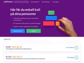 minpension.se