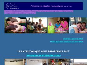mission-humanitaire-femmes.org