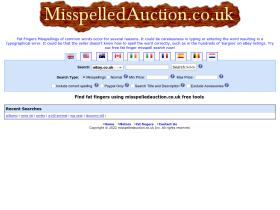 misspelledauction.co.uk