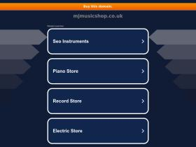 mjmusicshop.co.uk