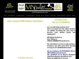 mnonlineauctions.com