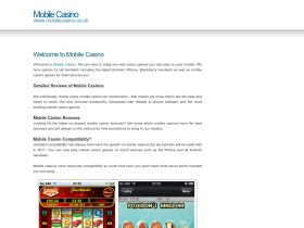 mobilecasino.co.uk