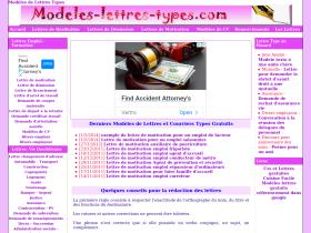 modeles-lettres-types.com