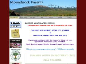 monadnockparents.org