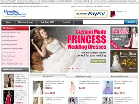 monalisaweddingdress.com