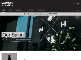monkeyhair.co.uk