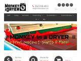 monkeyinadryer.com