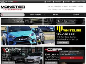 monstermotorsport.com