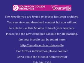 moodle.bournville.ac.uk