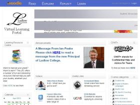 moodle.ludlow-college.ac.uk