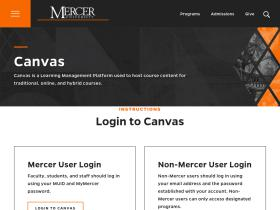 moodle.mercer.edu