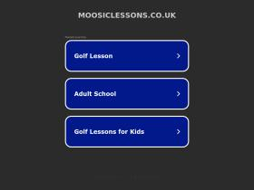 moosiclessons.co.uk
