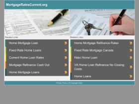 mortgageratescurrent.org