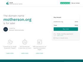 motherson.org