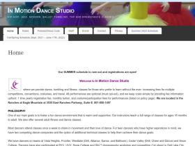 motiondancestudio.com