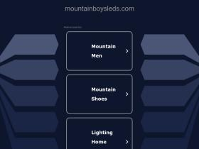 mountainboysleds.com